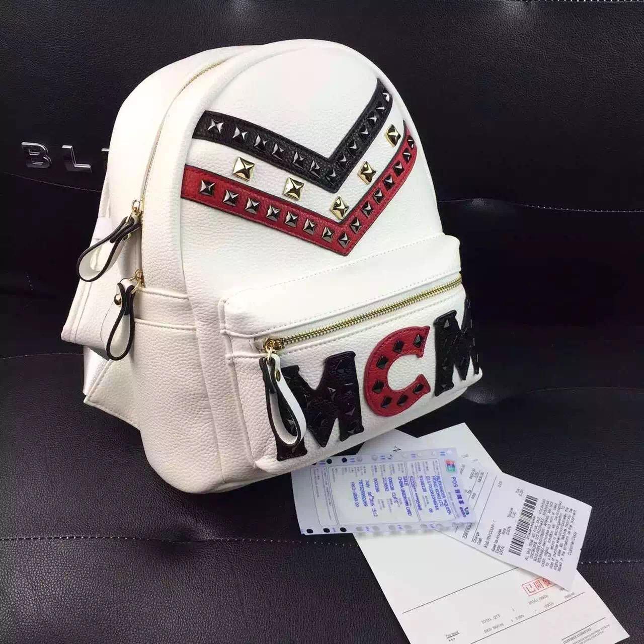 MCM双肩包 第6张
